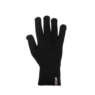 Knitted gloves - men's