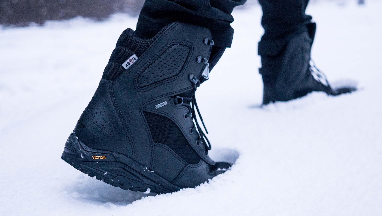 d7611a0f2266 Vysoká obuv pre pohodlnejšie a teplejšie kráčanie