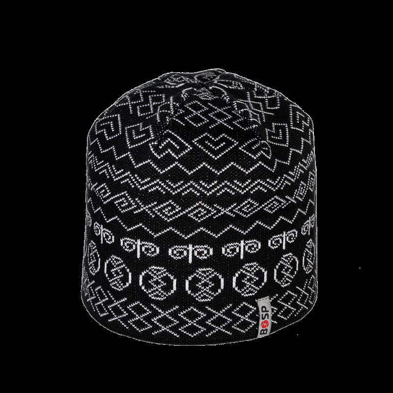 Pletená čiapka - pánska